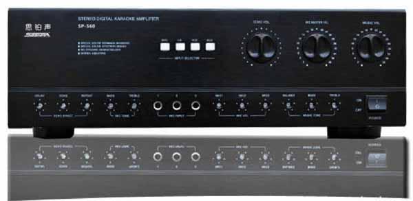 红外线扩声功率放大器